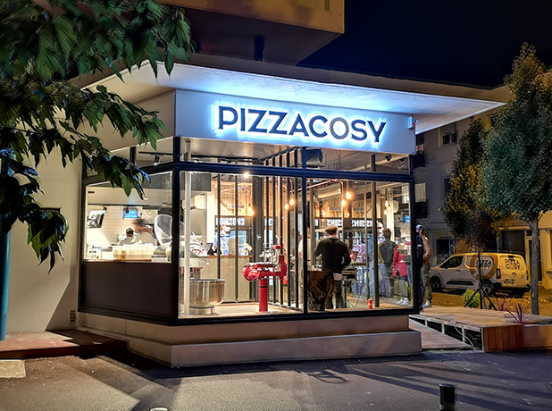 Pizza Cosy Royan